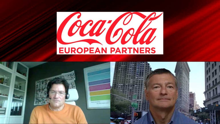 How Coca Cola European Partners is managing COVID-19 across offices, supply chain