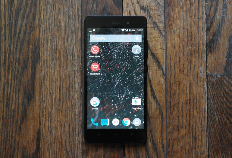Blackphone 2: An Android phone with a privacy twist