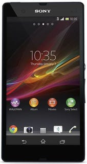 Water-resistant Sony Xperia Z announced as a T-Mobile exclusive