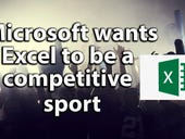 Microsoft wants Excel to be a big competitive sport (and it should be)