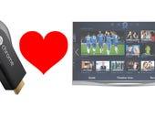 Google Chromecast follows Apple TV in doing the living room right