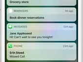 Here's how to clear all your iPhone notifications with a single tap