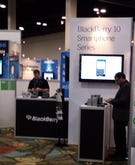 BlackBerry tries to hold enterprise software, services fort; Customers wary