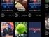 HTC Sense TV sports experience