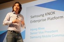 Samsung's knock on enterprise: Knox team talks BYOD