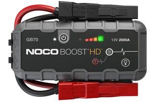 NOCO Boost HD GB70 UltraSafe Portable Car Battery Jump Starter Pack
