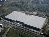 Amazon's Leipzig centre