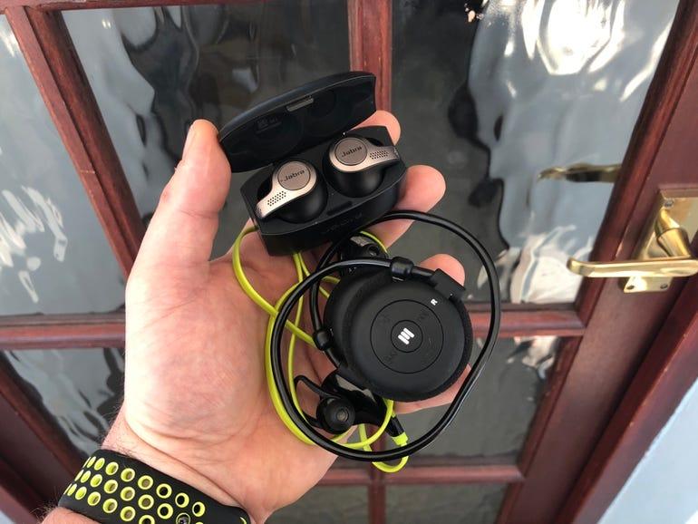 Headphones, earphones, and earbuds