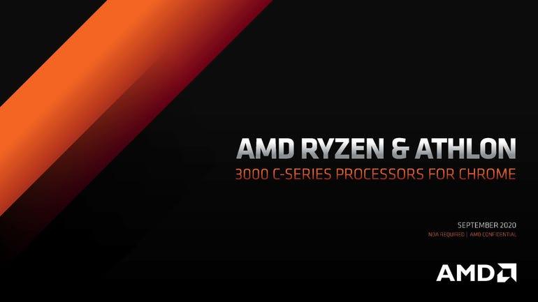 Athlon and Ryzen 3000 C-series