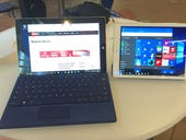Surface 3 and iPad team up for a portable two monitor system
