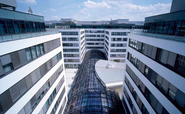 Telekom Austria's HQ in Vienna