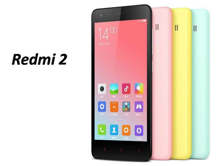 Xiaomi Redmi 2 4G ($113/Rs 6,999))