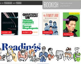 The Readings ebook store