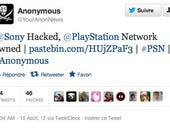 Anonymous says it hacked 10M PSN accounts; Sony disagrees