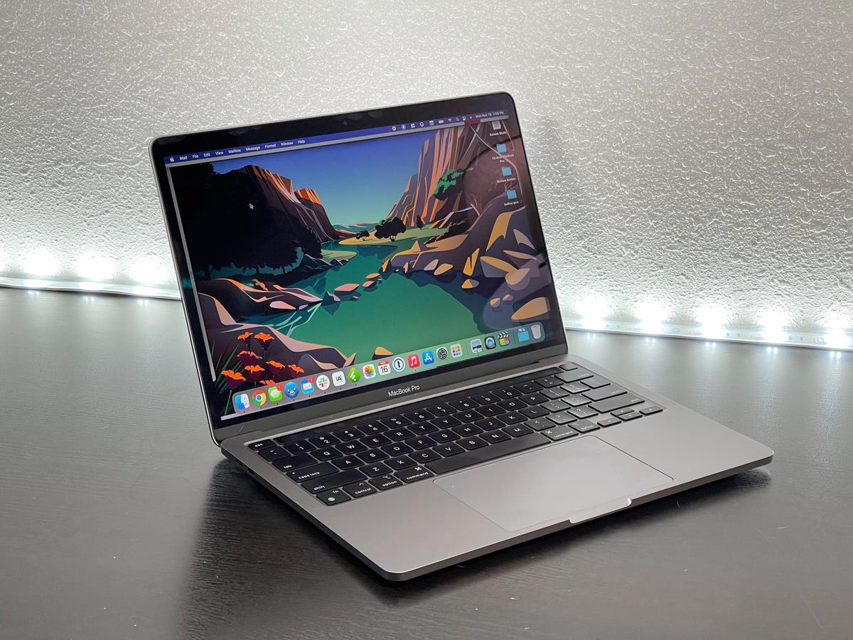 MacBook Pro M1 review: Apple amazes with its first Silicon MacBook Pro Review | ZDNet