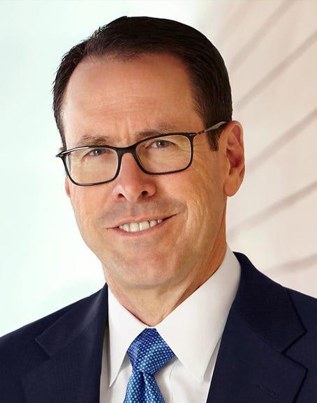 Randall L. Stephenson, CEO of AT&T