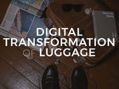 Digital transformation of luggage