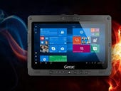 Getac launches a ruggedized K120-Ex Windows 10 tablet for explosive environments