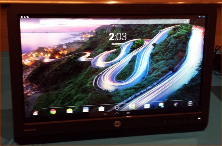 HP Android All-in-One