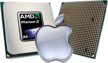 Is AMD slimming down for a date With Apple?