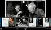 Image Gallery: Reading a magazine