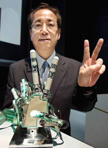 mri: brain to robot