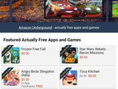 Amazon gives developers new app model to try via Amazon Underground