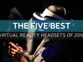Five best virtual reality headsets of 2016