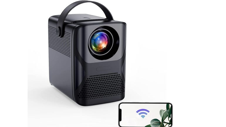 Unicima V2 projector review compact and almost portable zdnet