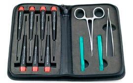 NewerTech 11 piece portable toolkit